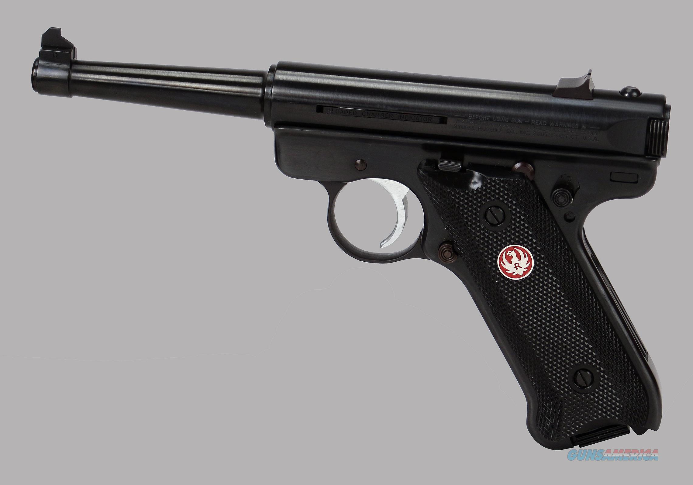 Midwest Auto Sales >> Ruger MK III 22LR Pistol for sale