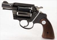 Colt 38spl Agent Revolver