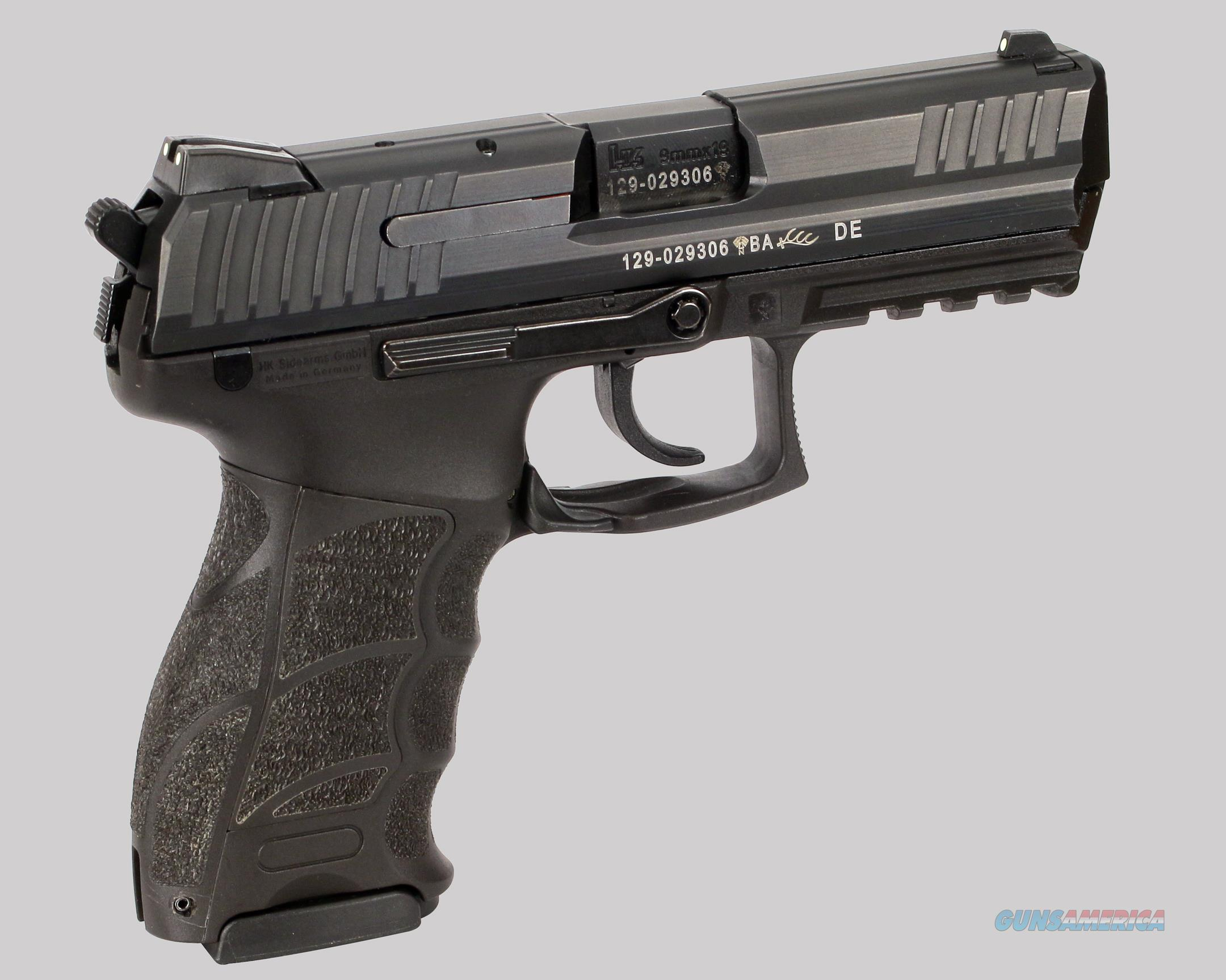 h k 9mm p30 pistol for sale