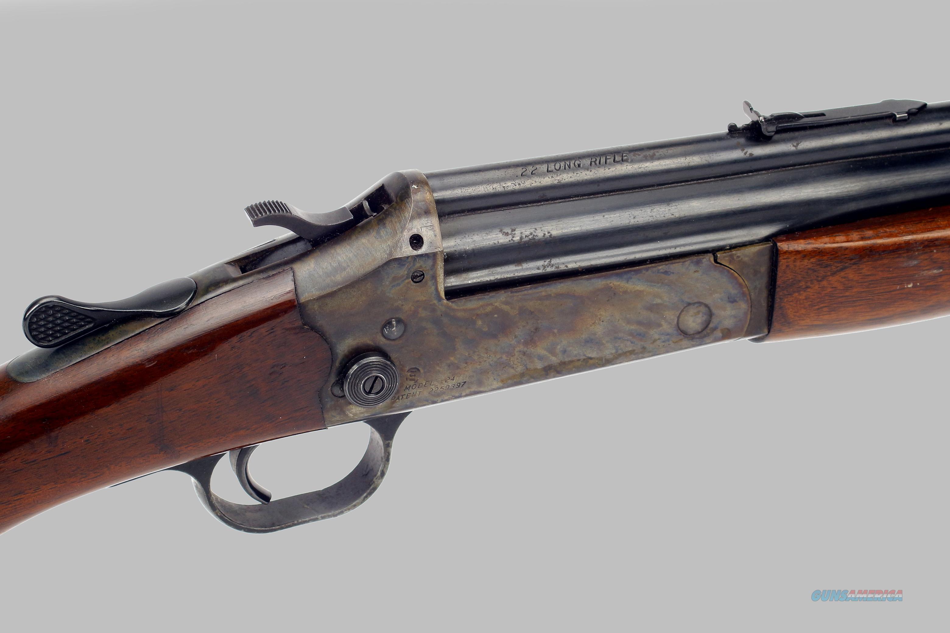 Savage Model 24 Rifle/Shotgun for sale