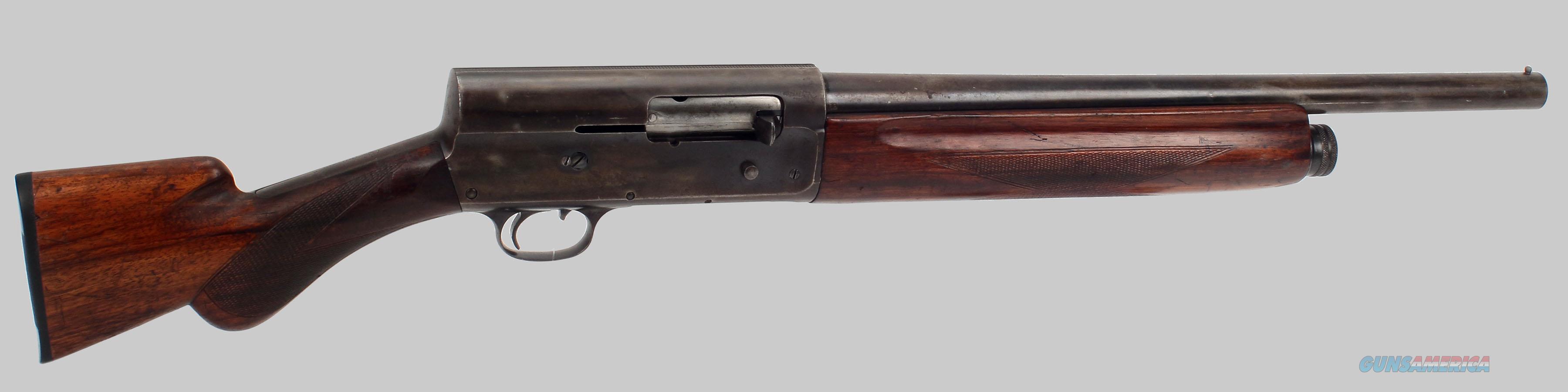 Remington 11 Bonnie & Clyde Whippet Shotgun