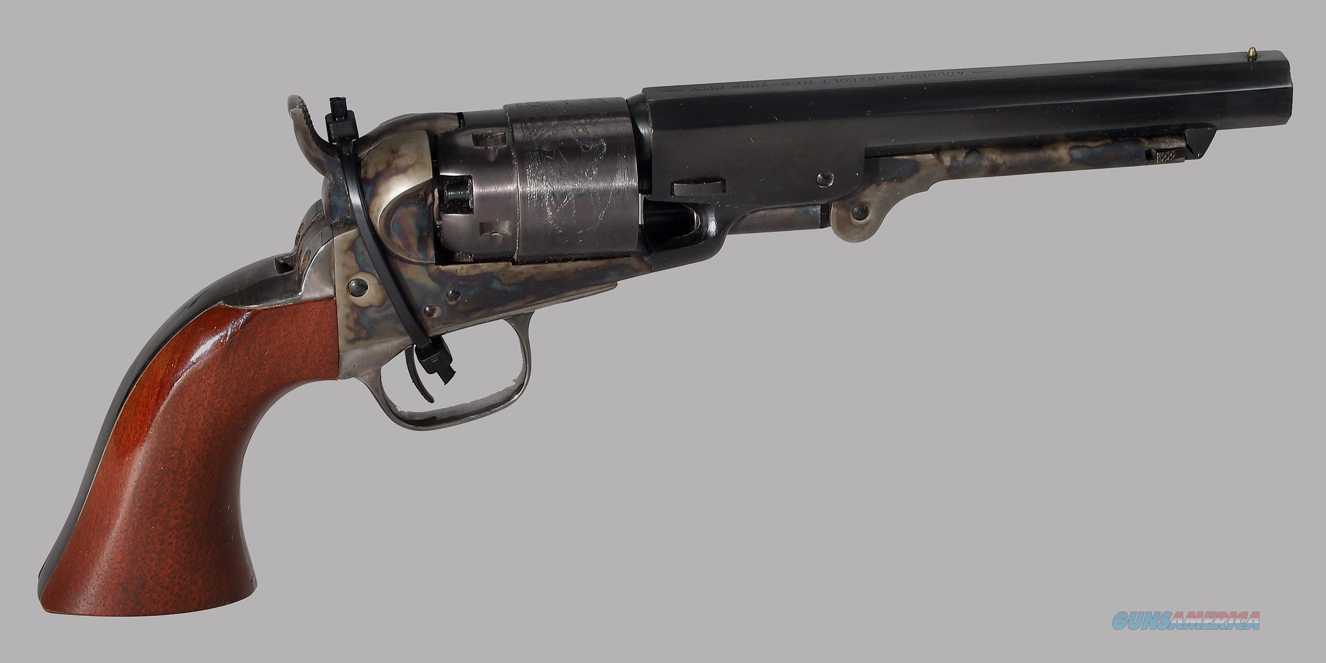colt blackpowder 1862 pocket navy 36cal revolve for sale