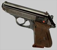 Walther PPK 9mm Pistol