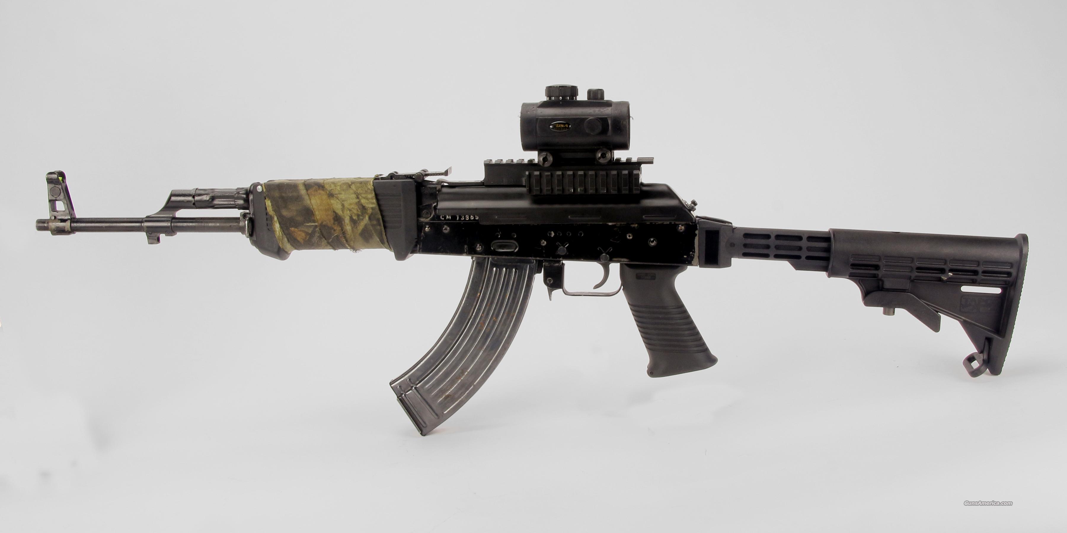 Maddi Ak Rifle For Sale