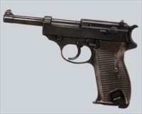 Walther WW II 9mm P38 Pistol