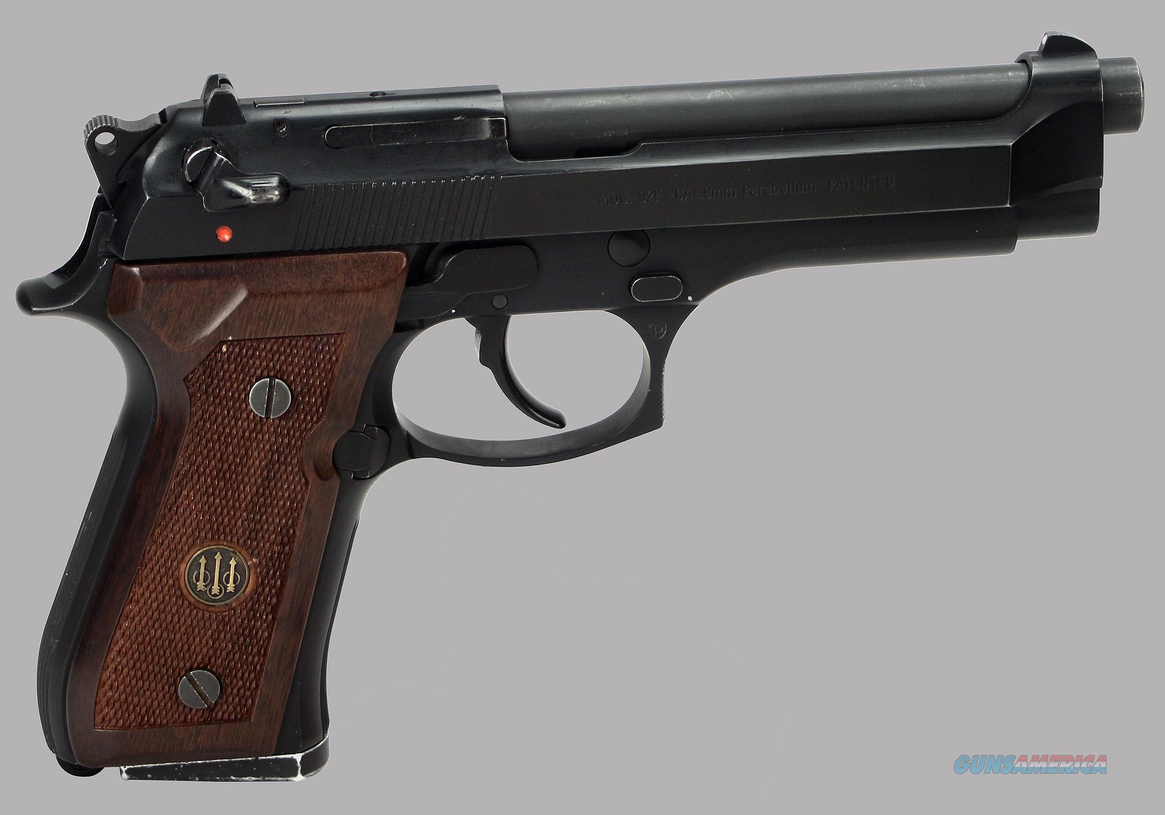 Beretta 92F 9mm Pistol for sale