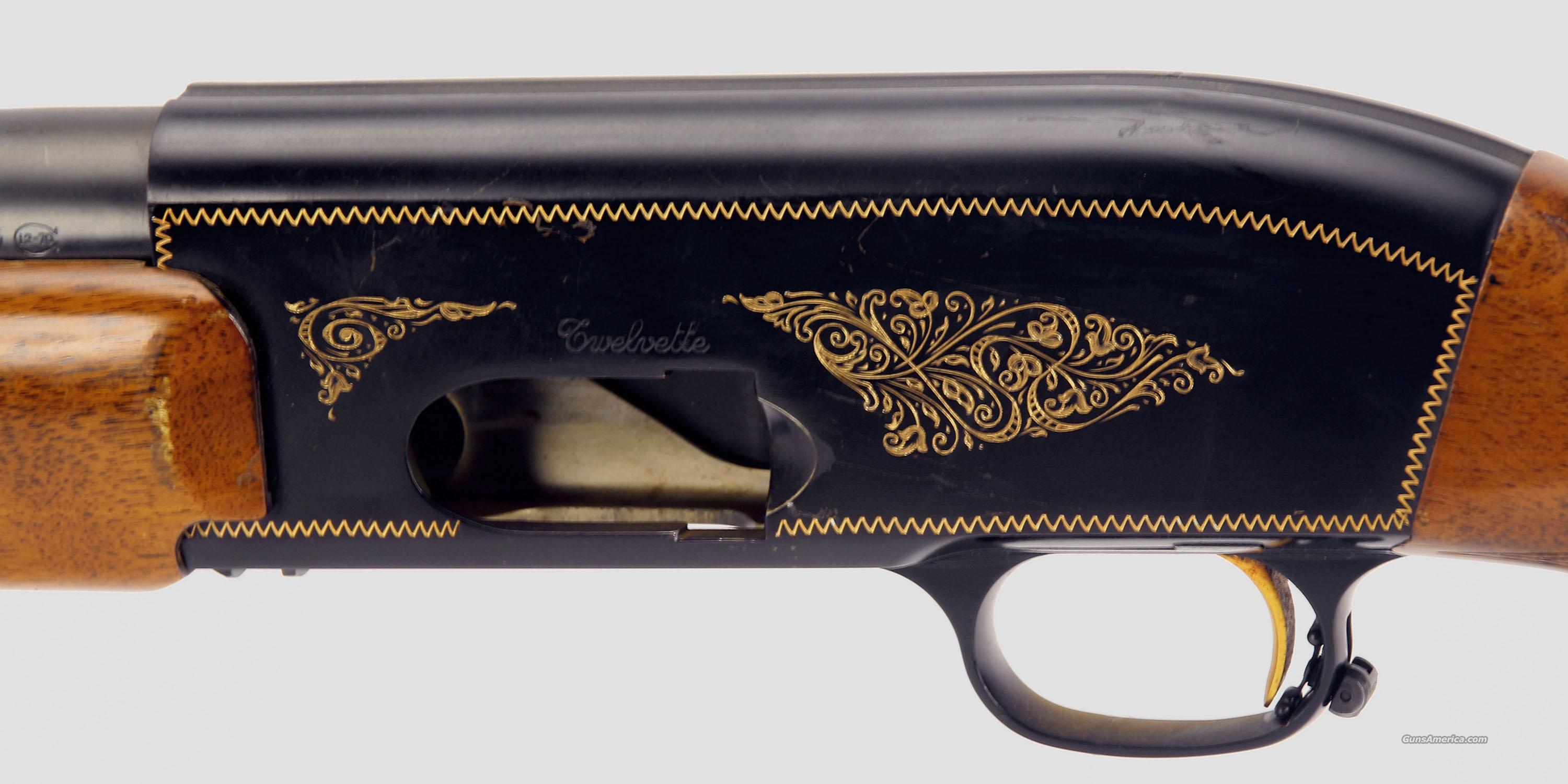 Browning Twelvette In Blue 35