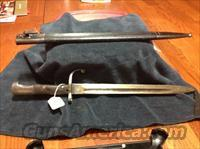 1908 Brazilian contract mauser bayonet for 1898