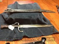 1908 Brazilian contract 1898 mauser bayonet