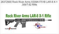 26372900 Rock River Arms X308A1751B LAR-8 X-1 .308/7.62 Rifle