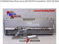 31206200 Rock River Arms AR1700 R3 Competition .223/5.56 Rifle