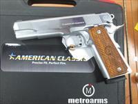 Metro Arms  American Classic II  .45 ACP