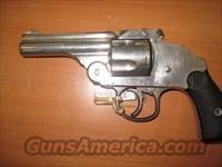 H&R auto ejector (break top revolver) Pre 1899