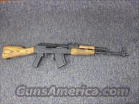 wasr 10/63 rifle semi auto 7.62x39mm  AK/47 style