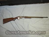 Remington old model (take-down) Gallery pump rifle .22 cal