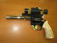 S&W customized 38cal revolver