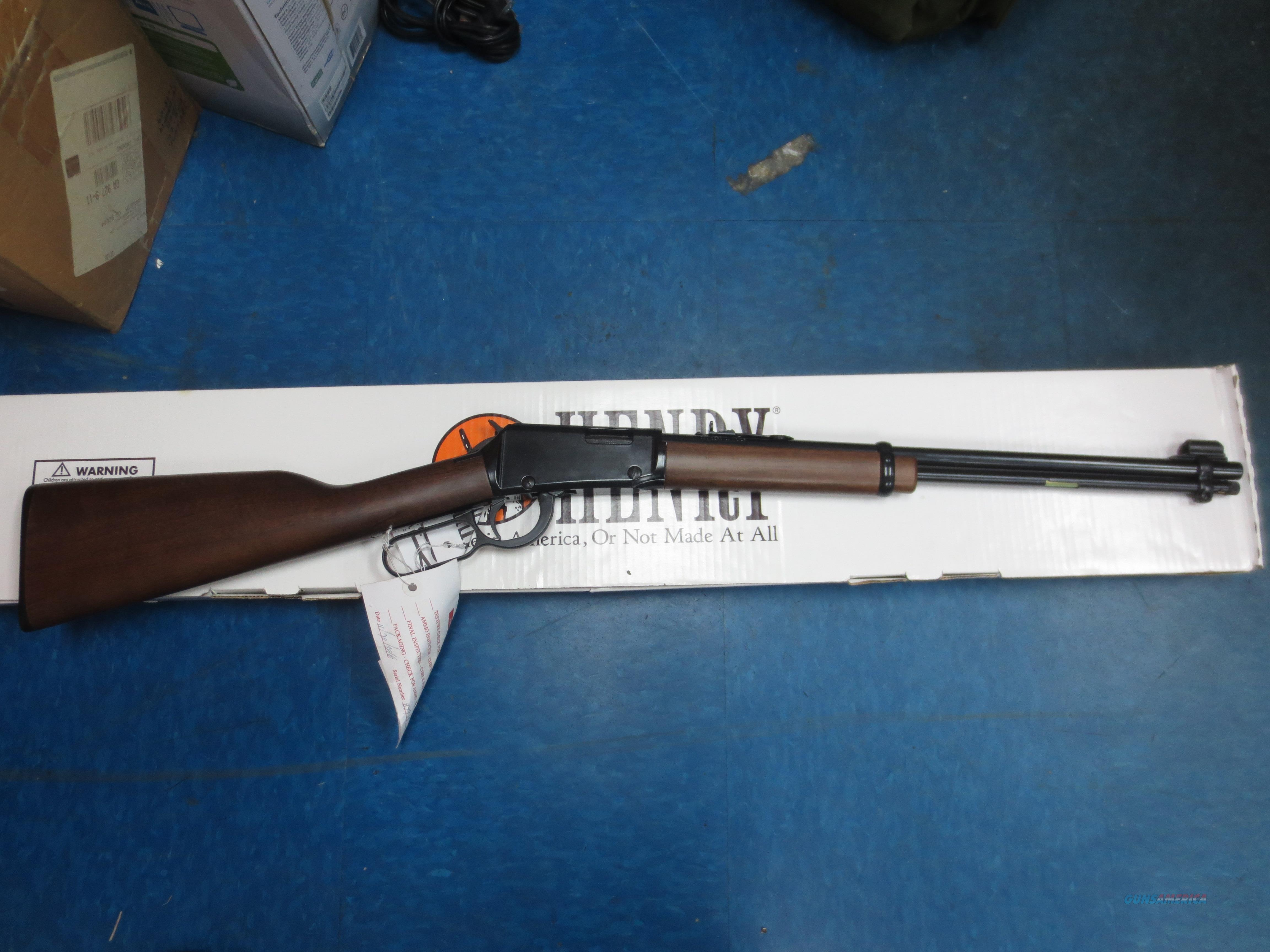 Dating een Henry Rifle