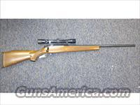 sako Mod# L61R 25.06 cal bolt action rifle w/scope