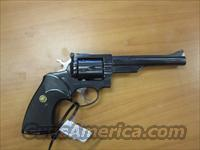 "Ruger Security-Six 6"" heavy barrel .357mag revolver"