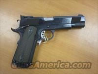 "Les Baer Custom pistol ""45 ACP"" with match barrel"