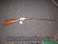 "Stevens Mod# 44 Ideal ""Tip-Up"" rifle .44 wcf"