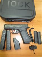 Glock Model 45 Gen 5 (not CA qualified) 9mm with 3 mags