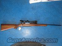 Ruger mod#77 Mk-2 bolt action 30-06 rifle w/scope