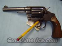 "Colt Mod# Police Positive 38 special cal. 4"" barrell"