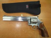 Dan Wesson model 44 long barrel .44 Mag (Not CA qualified)