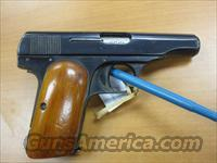 FN browning 1900 pistol 7.65mm Custom grips