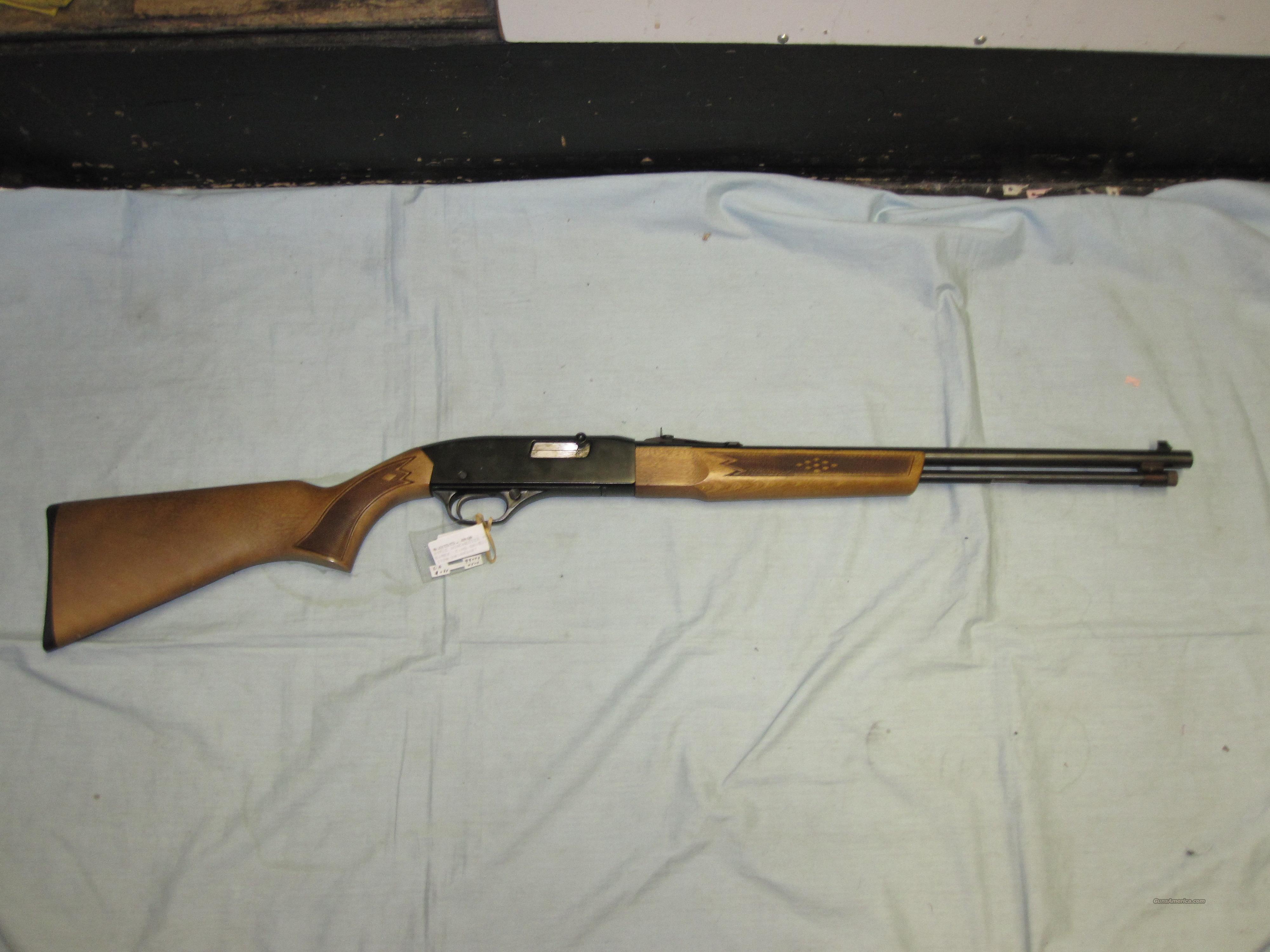 Winchester mod# 190 semi-auto .22 cal lr w/tube feed Guns