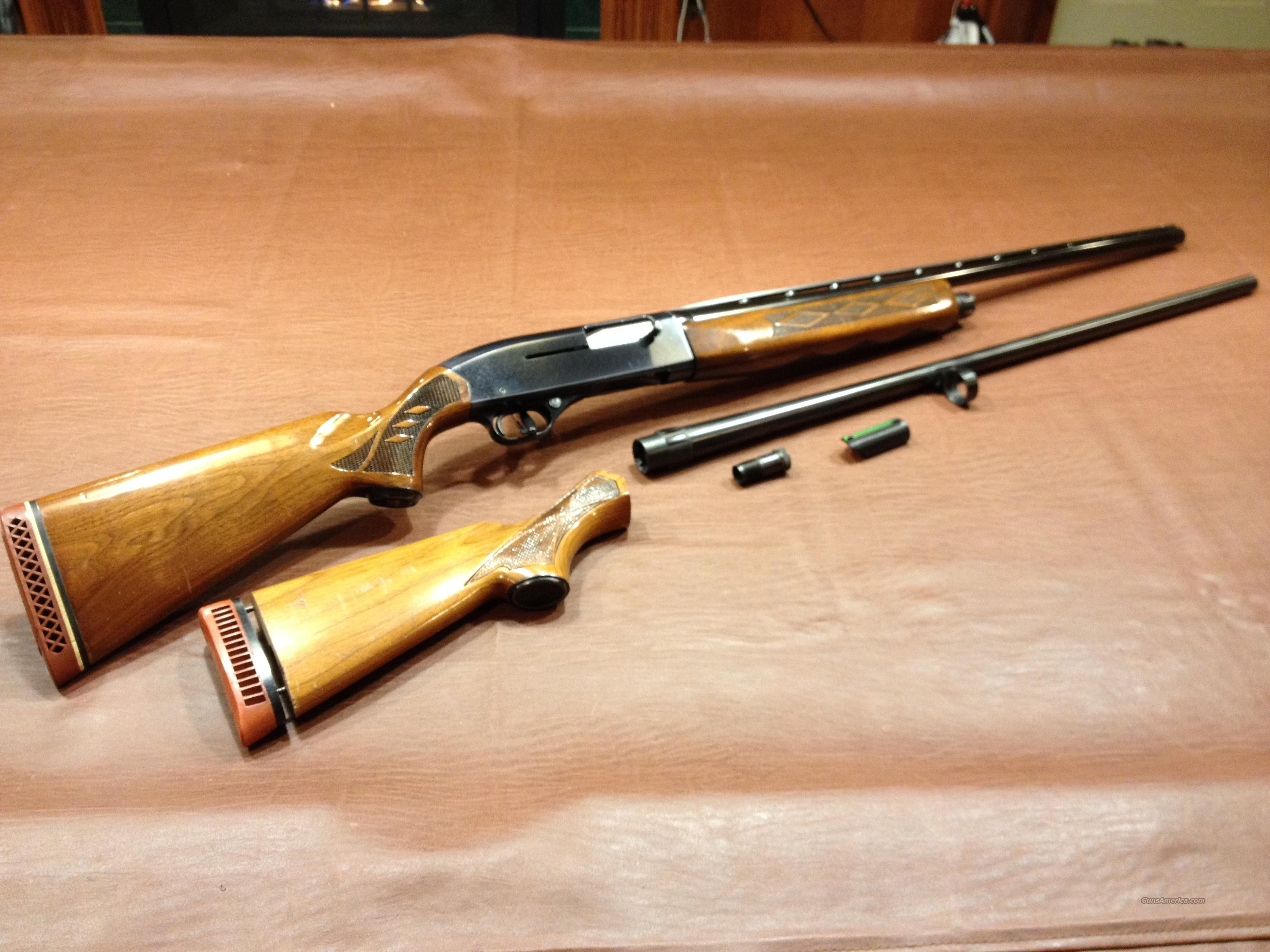 Winchester 1400 - 20 ga with extra barrel & stock