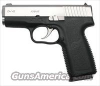 KAHR CW45 .45 ACP Caliber 3.64 Inch Barrel Matte Stainless Finish 6 Round