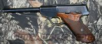 Browning Challenger Made in Belgium .22LR Semi-Automatic Pistol