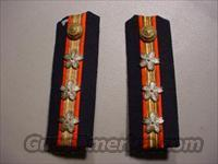 W W II JAPANESE NAVAL OFFICERS SHOULDER BOARDS