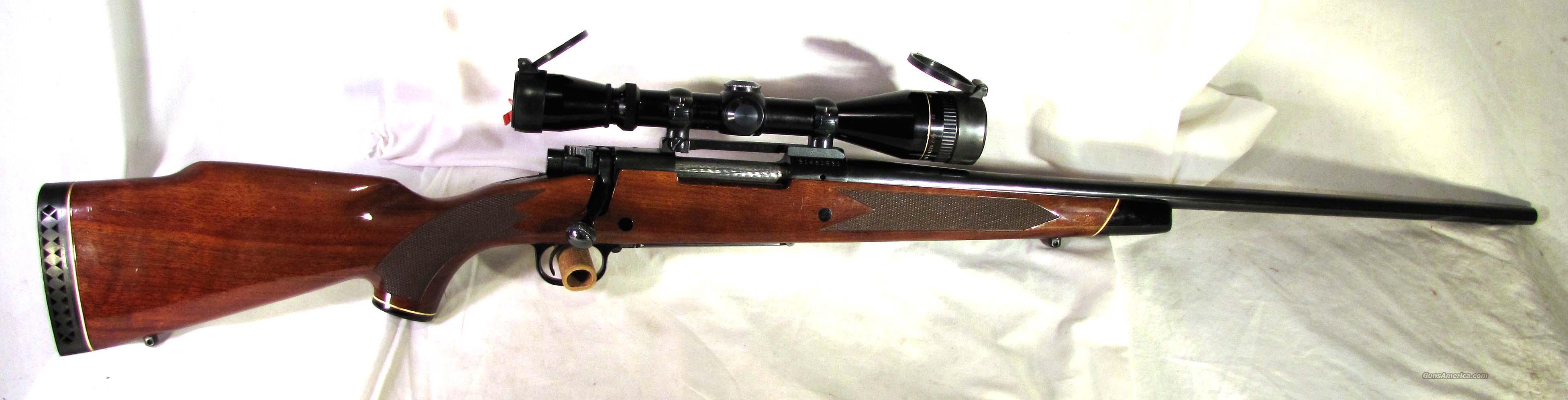 Winchester Model 70 XTR - 7mm REM Mag