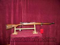 TURKISH MODEL 38 SHORT RIFLE