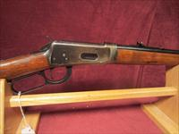 WINCHESTER MODEL 55 TAKEDOWN 30 WCF CALIBER