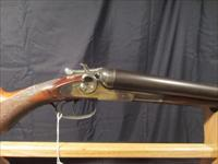 REMINGTON MODEL 1889 10GA DOUBLE BARREL