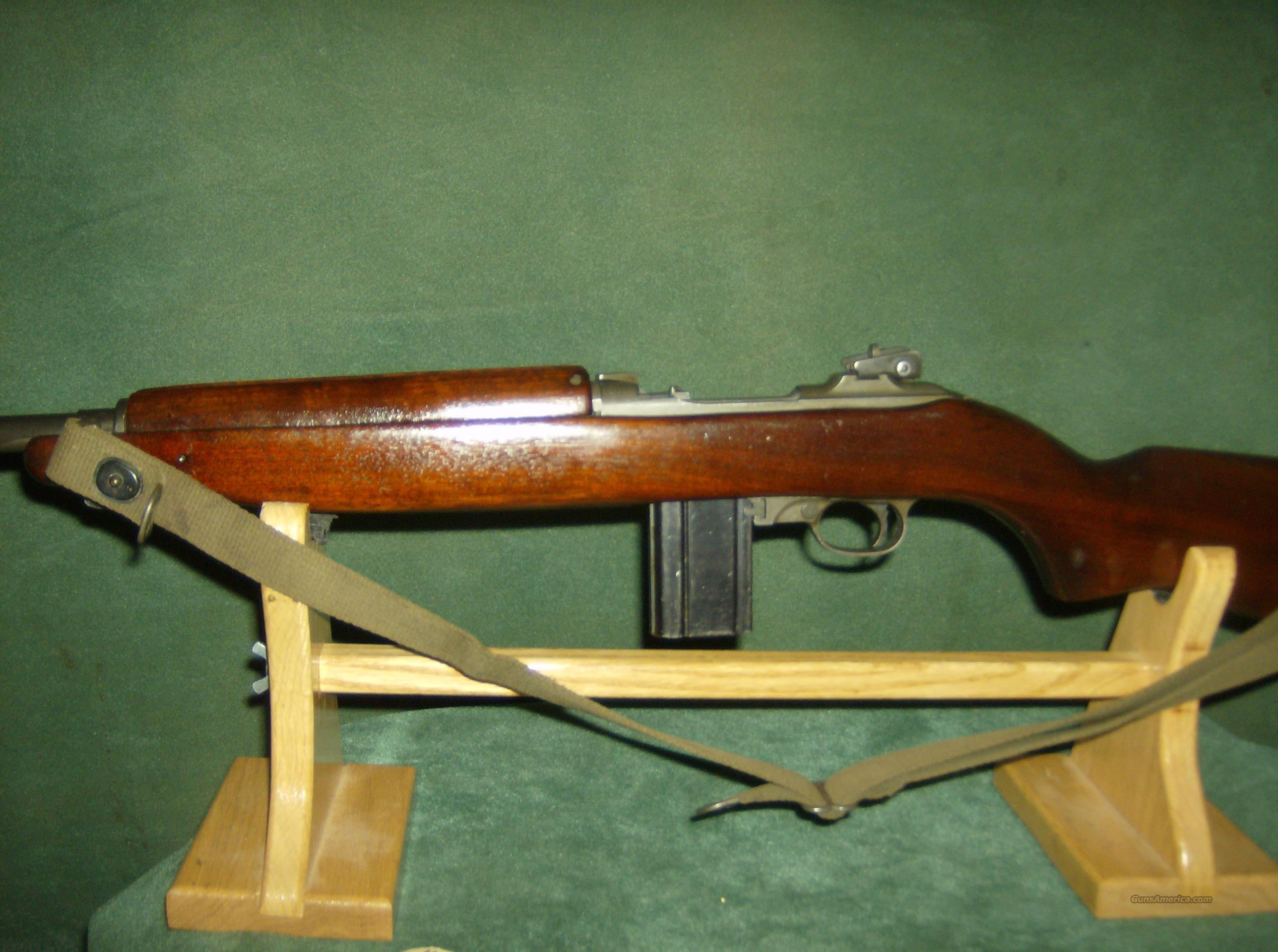 dating winchester m1 carbine Universal firearms m1 carbine serial numbers i have a universal hialeahfla cal 30 m1,  serial number 1275132 and what was the date winchester they made.