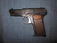 Beretta 1915 / 1917 Navy contract