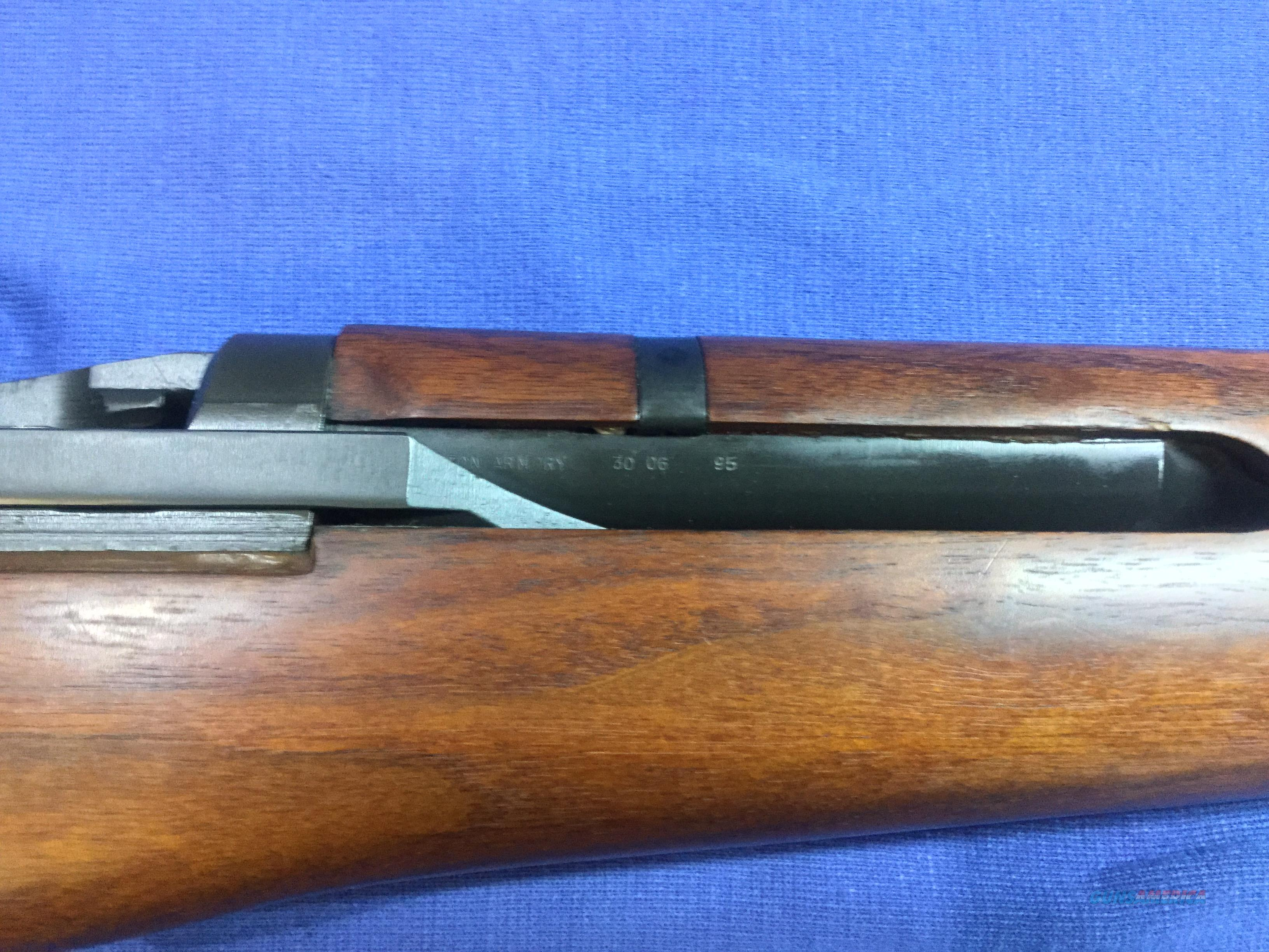 dating springfield m1 garand Brought my new m1 garand home today so far, i know the following: the receiver is a springfield armory m1 garand receiver, manufactured in sept 1944, according to the serial number on.