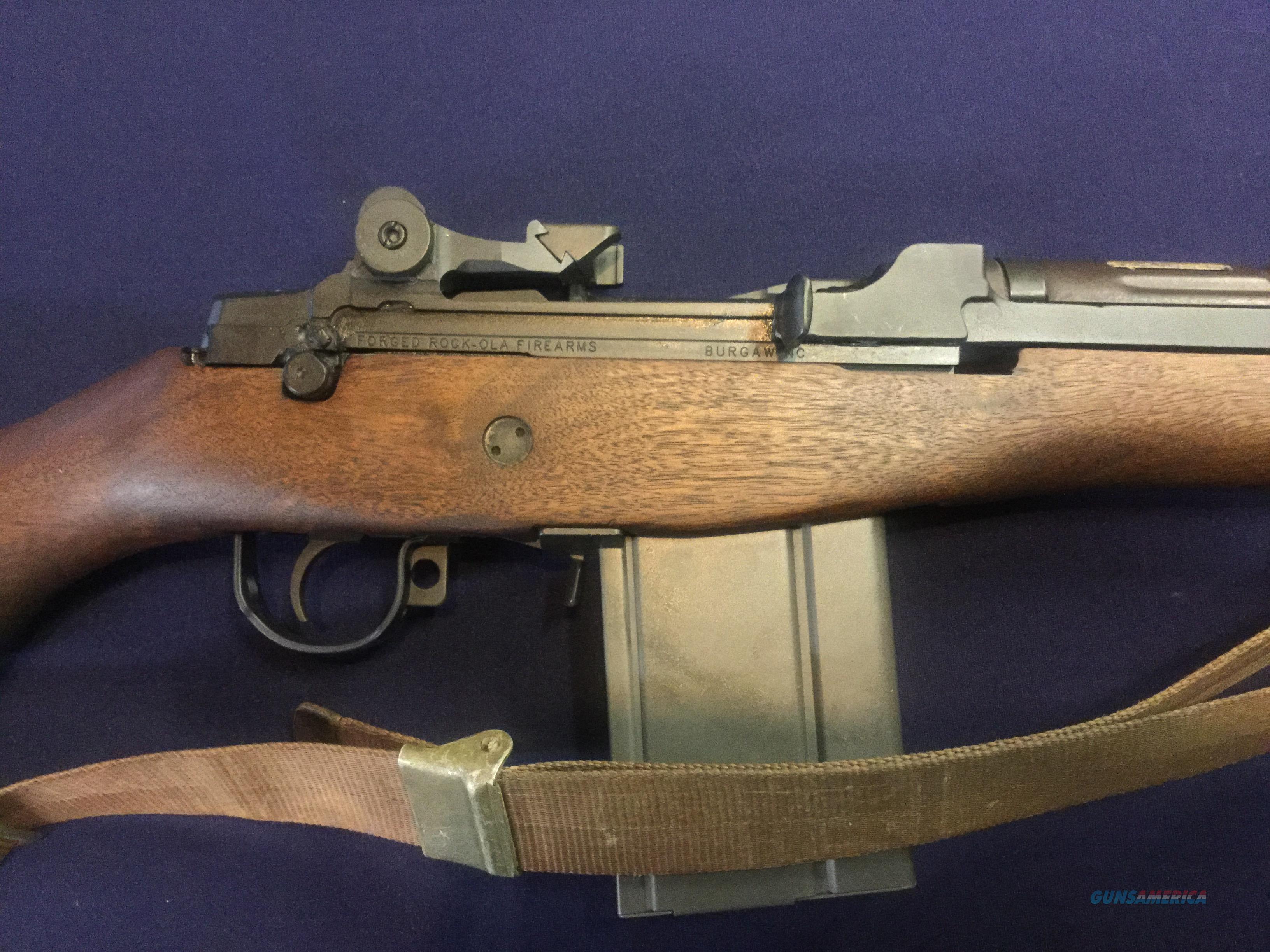 US TRW M14