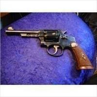 Smith Wesson Pre-War 22/32 Kit Gun RARE 92%  A real nice first pre war 22/32 kit for collectors