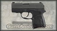 SigArms Model P290 .9mm 290RS-9-BSS