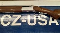 CZ-USA Redhead Over/Under Shotgun 06075, 28 Gauge, 28 in,