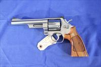 "Smith & Wesson Model 657-2 Stainless Steel .41 Magnum, 5-7/8"" barrel"
