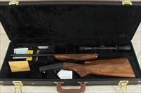 Browning ATD Auto Takedown .22lr, with 2-7x Leupold and Browning Case