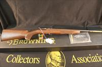 Browning T-Bolt .22lr, NRA Commemorative, New, Unfired, in Box