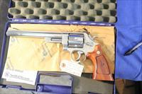 "Smith and Wesson Model 629 .44 Magnum with 8-3/8"" barrel - early gun"